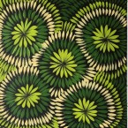 "Artist: Caroline Numina Title: ""Bush Flowers""  Size: 30cm x 30cm Price: $110 (AUD)  Cat No: S0525"