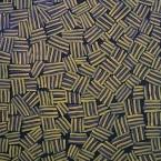 "Artist: Gloria Petyarre Title: ""Basket Weave"" Size: 90cm x 120cm Materials: Acrylic On Linen Price: $1,770 (AUD) Cat No: M0136"