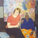 Jennifer Dudley & Minnie Pwerle