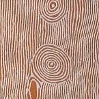 "Artist: Nanyuma Napangarti Title: ""Mantarrkurra""  (Landscape with sandhills) Size: 122 cm x 61 cm Price: $1,760 (Aus)  cat no: M0009"