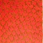 "ARTIST: Terese Lemon TITLE: ""Fire"" SIZE: 40cm x 55cm MATERIALS: Acrylic on Cotton PRICE: $990 (Aud)  CAT NO: S0189"