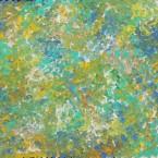 Artist: Gayla Pwerle Title: Bush Plum Size: 38 cm x 32cm Price: $170 (AUD)  Cat No: S0319